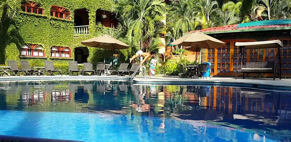family vacation in costa rica jaco