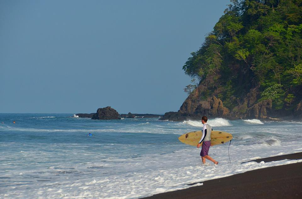 SURFINF IN Jaco