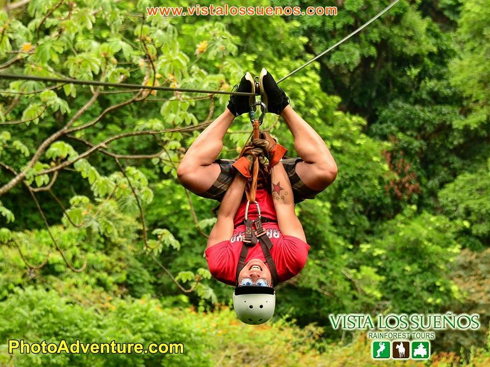 Adventure tours in Jaco