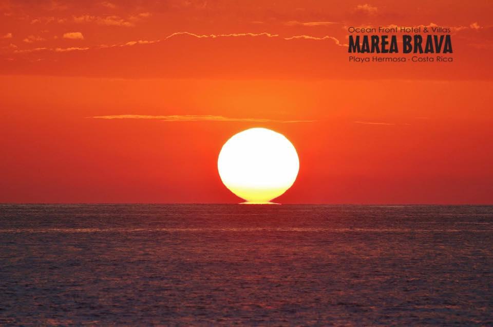 Amazing views from Marea Brava