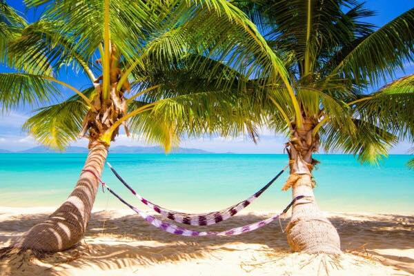 beach vacation in jaco