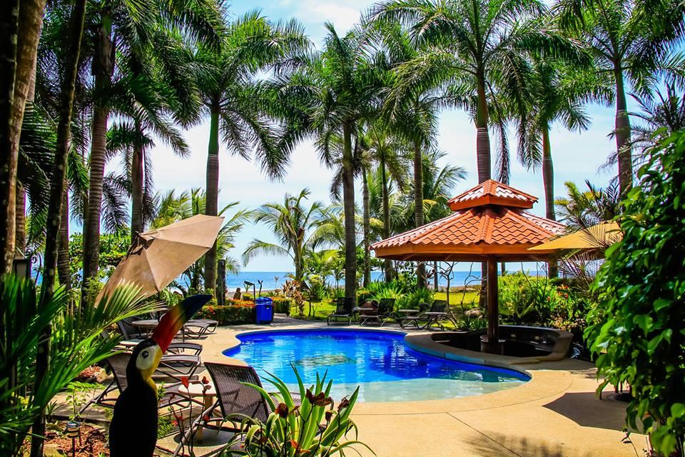 marea brava hotel & villas in jaco
