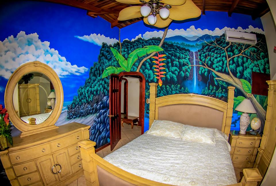 rooms in jaco