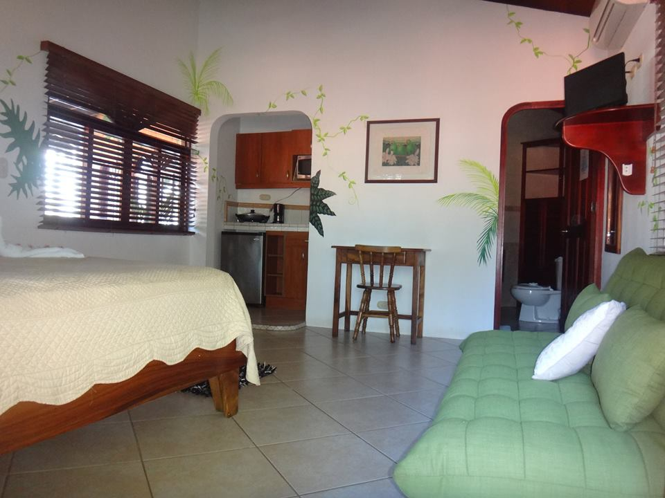 rooms for rent in Jaco