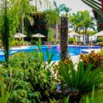 villas with pool in jaco