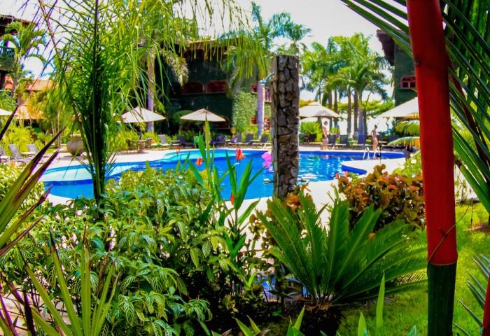 pool villa in Jaco